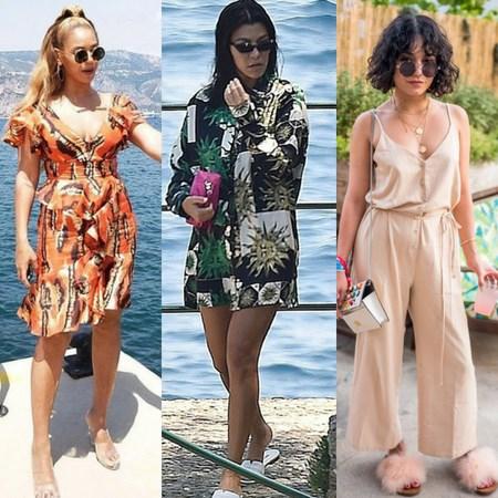 886010d275302 Gwiazdy pokochały te letnie trendy! - Trendy w modzie w Domodi