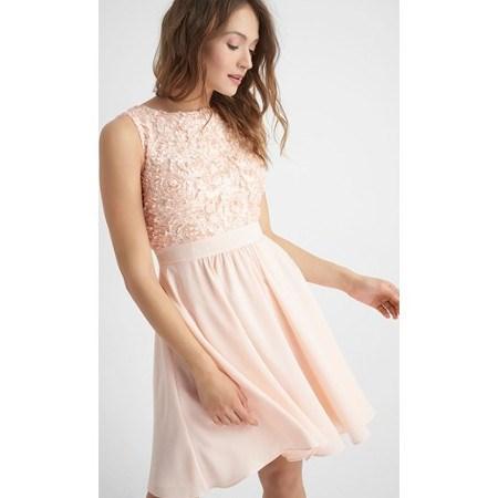 Princeska sukienka na poprawiny dla mlodej