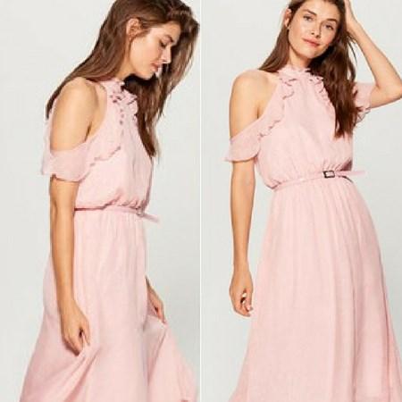 Sukienka letnia na wesele boho
