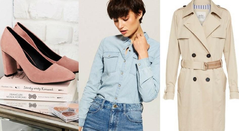 Top 5 stylizacji z koszulą jeansową damską Trendy w modzie