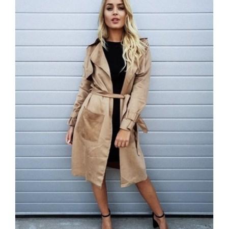 trencz, płaszcz na jesień