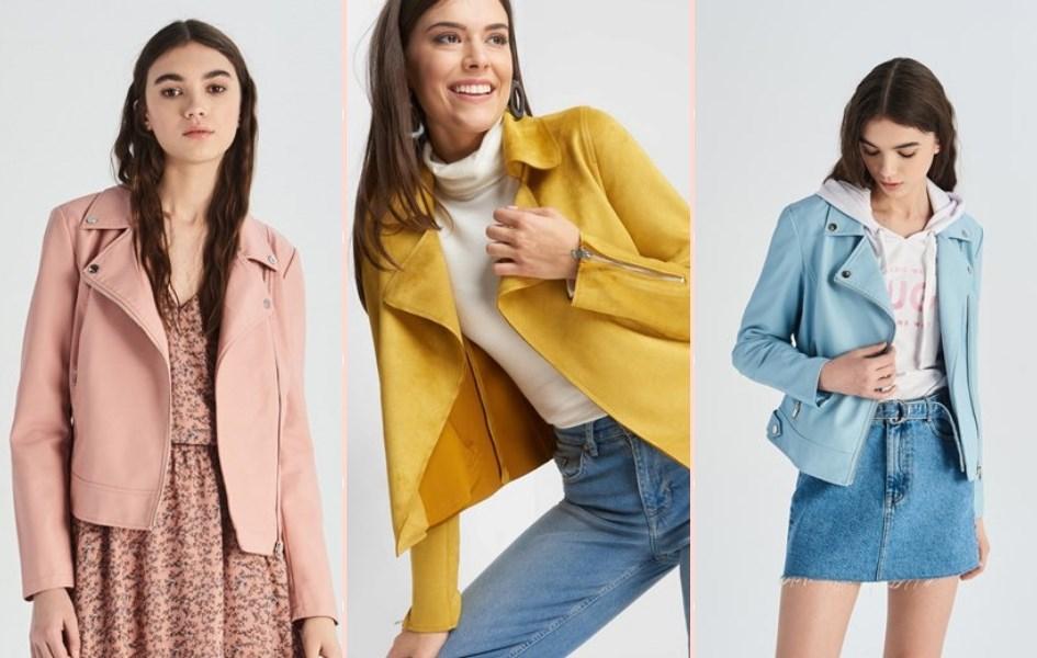 Najmodniejsze kurtki wiosenne damskie 2019 Trendy w modzie