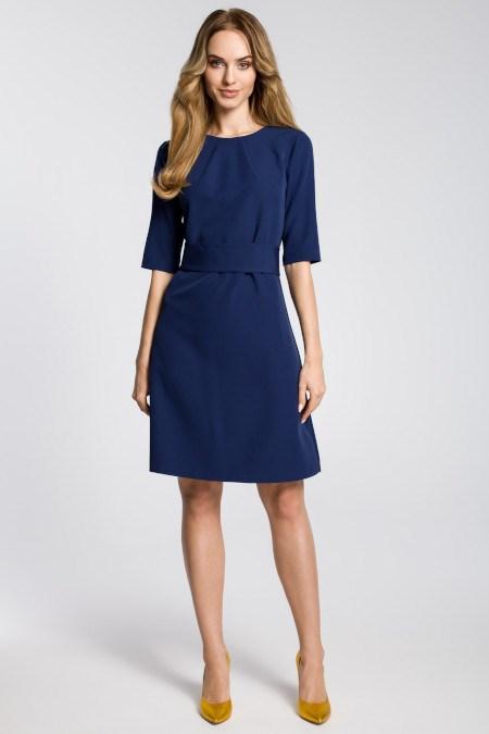 Buty Do Granatowej Sukienki Jak Dobrac Obuwie Do Kreacji W Odcieniach Granatu Podpowiadamy Trendy W Modzie W Domodi