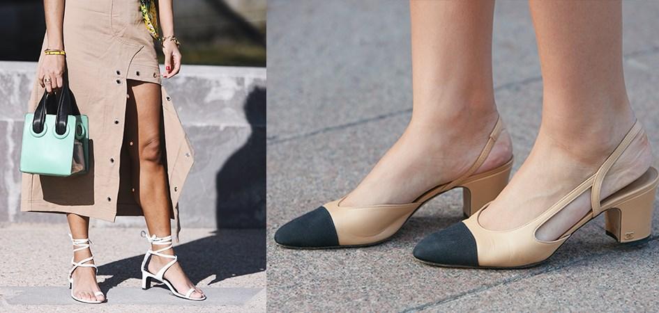 Wygodne buty na wesele czółenka, obuwie na słupku czy