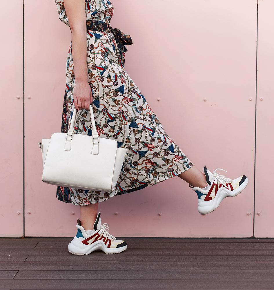 Modne Buty Sportowe Na Wiosne Trendy W Modzie W Domodi