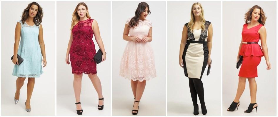 fb0f24f165 Sukienki na wesele - moda plus size - Trendy w modzie w Domodi